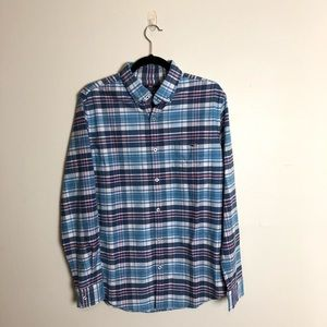 Vineyard Vines Plaid Tucker Shirt
